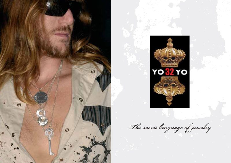 YOYO32 (SuGoBo) - The secret language of jewelry :  jewish jewelry kabbalah israeli design israeli fashion